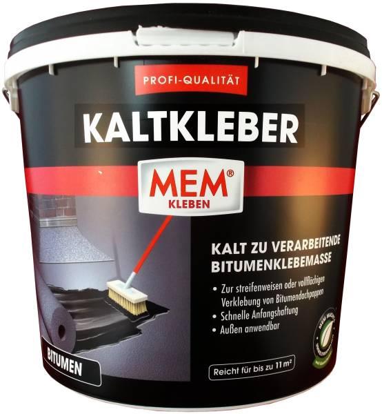 6,5kg Profi - Bitumen Kaltkleber Lösemittelfrei