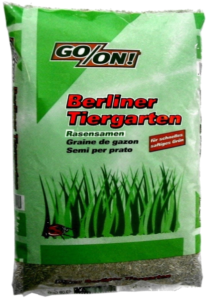 "1Kg GO/ON Rasensamen ""Berliner Tiergarten"""